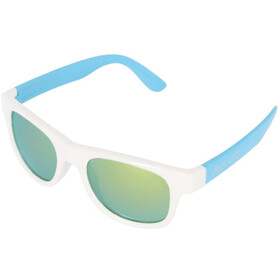 XLC Kentucky SG-K03 Sonnenbrille Kinder türkis/weiß